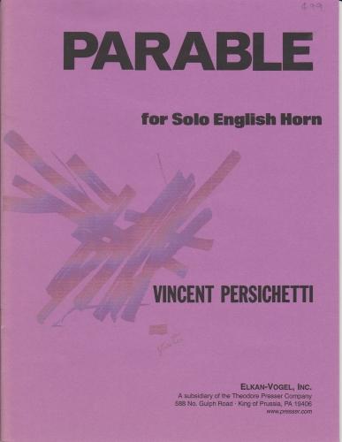 PARABLE Op.128