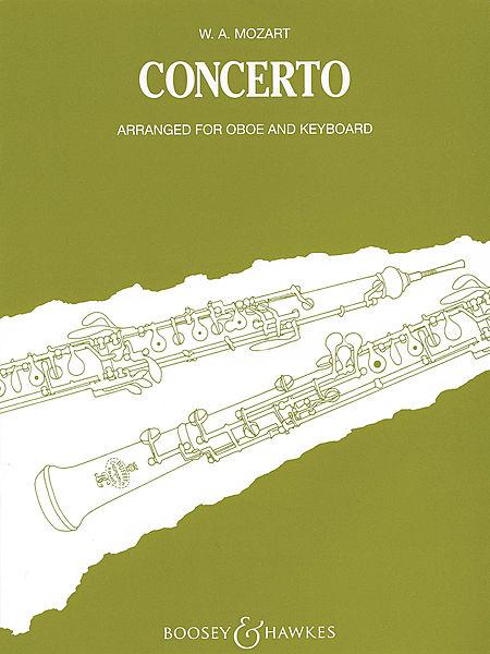OBOE CONCERTO in C major, K314