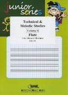 TECHNICAL & MELODIC STUDIES Volume 4