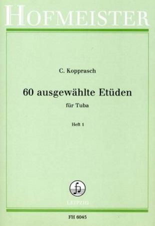 60 SELECTED STUDIES Book 1