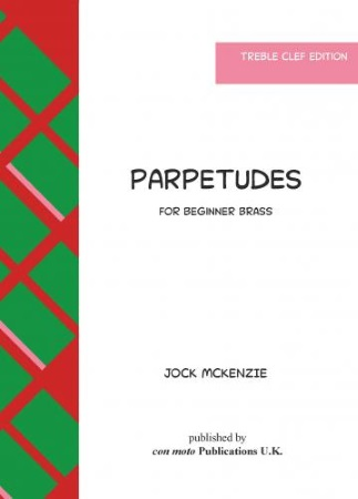 PARPETUDES Treble Clef Edition