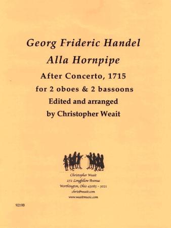 ALLA HORNPIPE