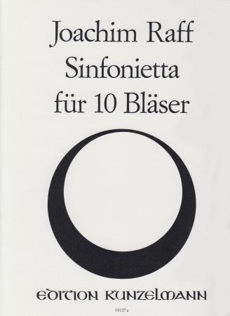 SINFONIETTA Op.188 (set of parts)