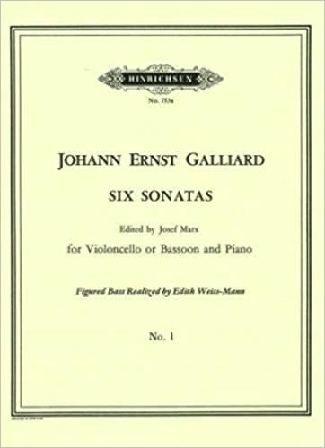 SONATA No.1 in A minor