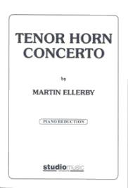 TENOR HORN CONCERTO