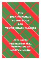THE JOCK MCKENZIE TUTOR Book 2 (treble clef)