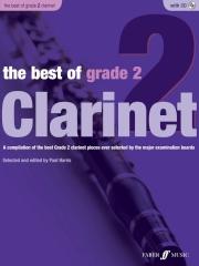 THE BEST OF GRADE 2 CLARINET + CD