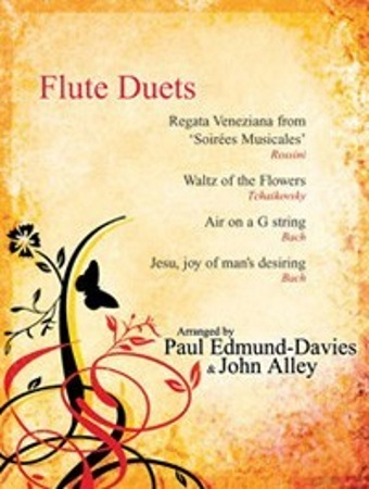 FLUTE DUETS Orange Book