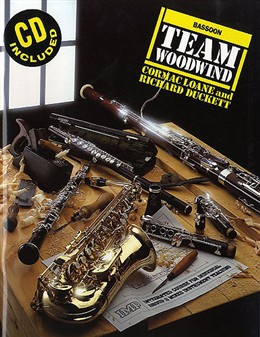 TEAM WOODWIND Bassoon + CD