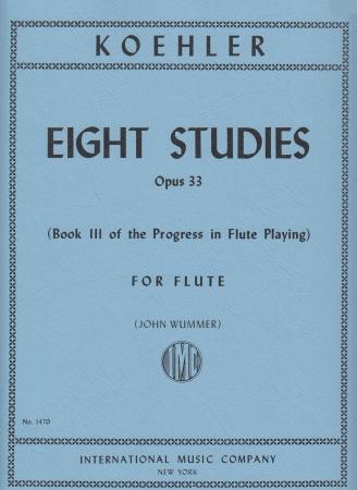 EIGHT STUDIES Op.33