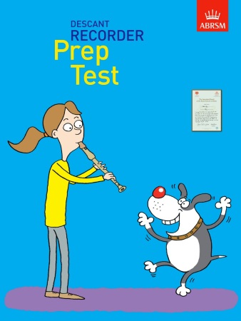 DESCANT RECORDER PREP TEST