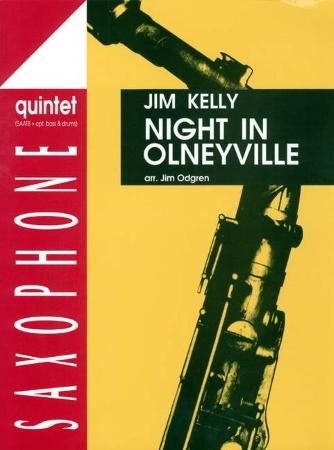 NIGHT IN OLNEYVILLE