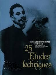 25 ETUDES TECHNIQUES