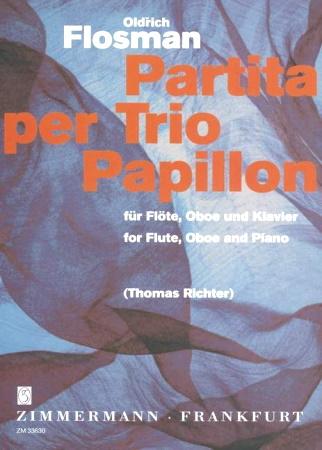 PARTITA PER TRIO PAPILLON