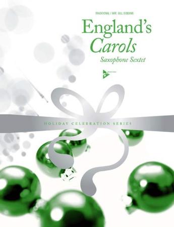 ENGLAND'S CAROLS (score & parts)