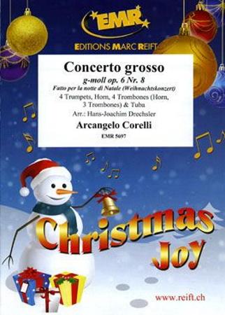 CONCERTO GROSSO Op.6
