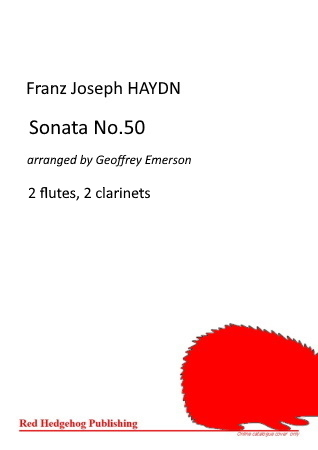 SONATA No.50 (score & parts)