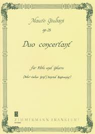 DUO CONCERTANT Op.25