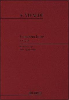 CONCERTO in D major FVII/10, PV187, RV453, Op.39 No.7
