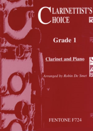CLARINETTIST'S CHOICE Grade 1