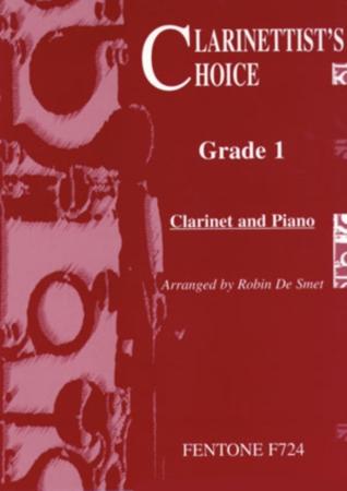 CLARINETTIST'S CHOICE Grade 1