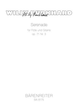 SERENADE Op.71/3
