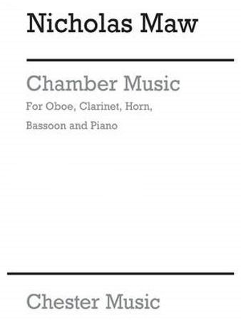 CHAMBER MUSIC piano score & parts