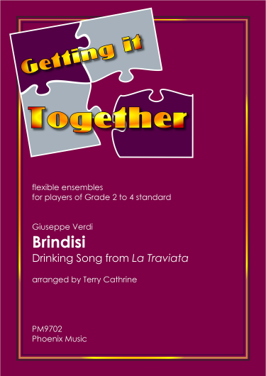 BRINDISI (score & parts)