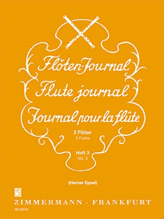 FLUTE JOURNAL Volume 3