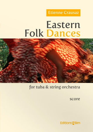 EASTERN FOLK DANCES (score)