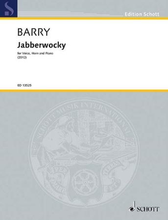 JABBERWOCKY (score & parts)