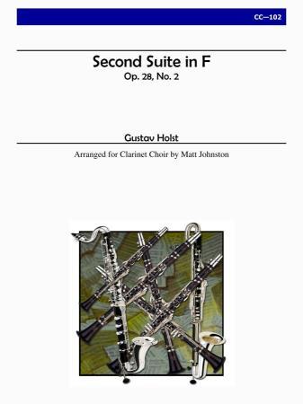 SECOND SUITE in F major, Op.28, NO.2