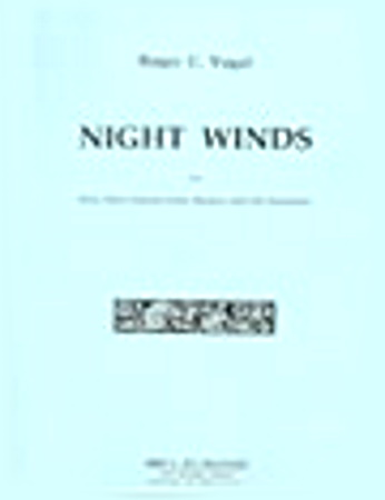 NIGHT WINDS score & parts