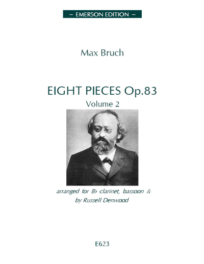 EIGHT PIECES Op.83 Volume 2