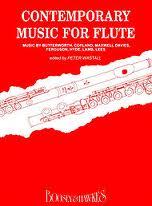 CONTEMPORARY MUSIC FOR FLUTE