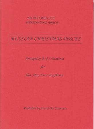 RUSSIAN CHRISTMAS PIECES (score & parts)