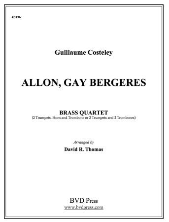 ALLON GAY BERGERES