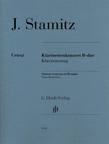CLARINET CONCERTO in Bb major