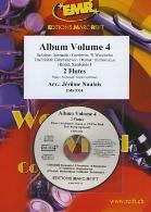 ALBUM FOR FLUTE DUET Volume 4 + CD