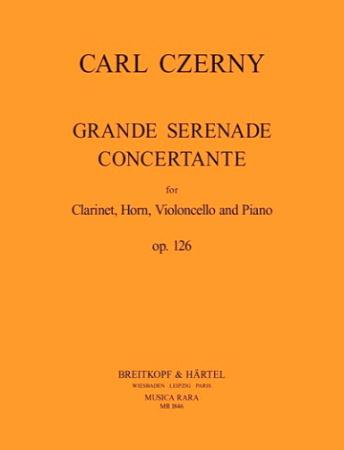 GRAND SERENADE CONCERTANTE Op.126