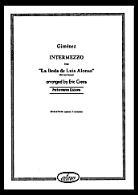 INTERMEZZO from 'La Boda de Luis Alonso'
