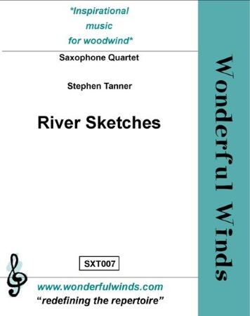 RIVER SKETCHES (score & parts)