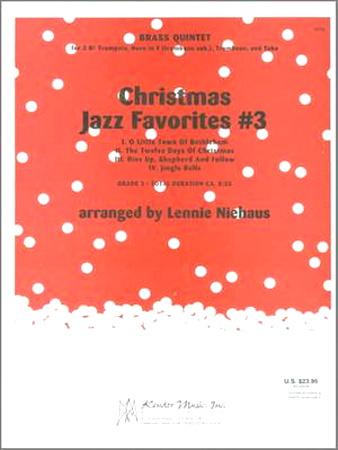 CHRISTMAS JAZZ FAVOURITES No.3