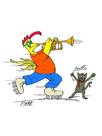 COFFEE MUG Rocko Trumpet