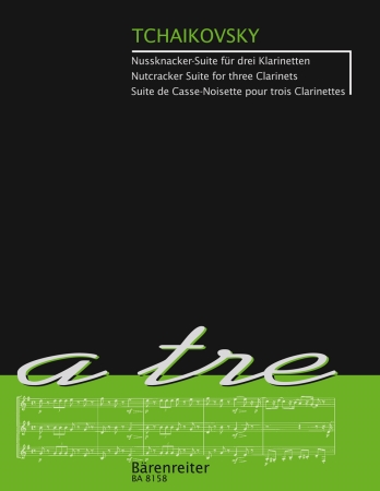 NUTCRACKER SUITE (playing score)