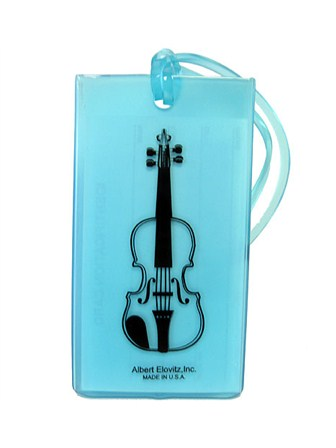IDENTIFICATION TAG Violin