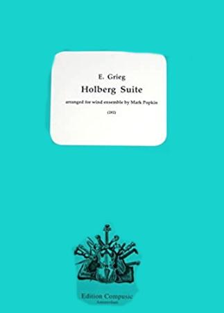HOLBERG SUITE Op.40 (score & parts)