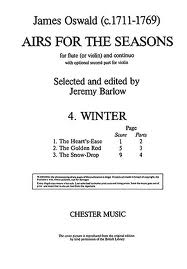 AIRS FOR THE SEASONS: Winter