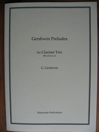 GERSHWIN PRELUDES
