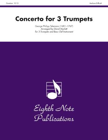 CONCERTO for Three Trumpets